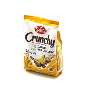 CRUNCHY WITH BANANA 350G
