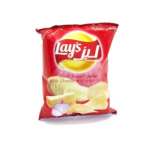LAY'S CHEESE OIGNION 97G
