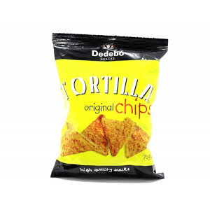 TORTILLA CHIPS ORIGINAL? 75 G