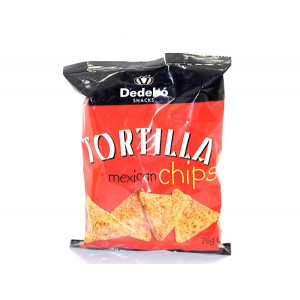 TORTILLA CHIPS MEXICAN? 75 G