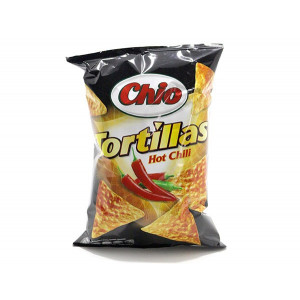 TORTILLA CHIPS SHILI    125G