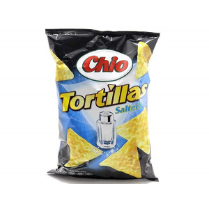 TORTILLA CHIPS ORIGINAL     125G