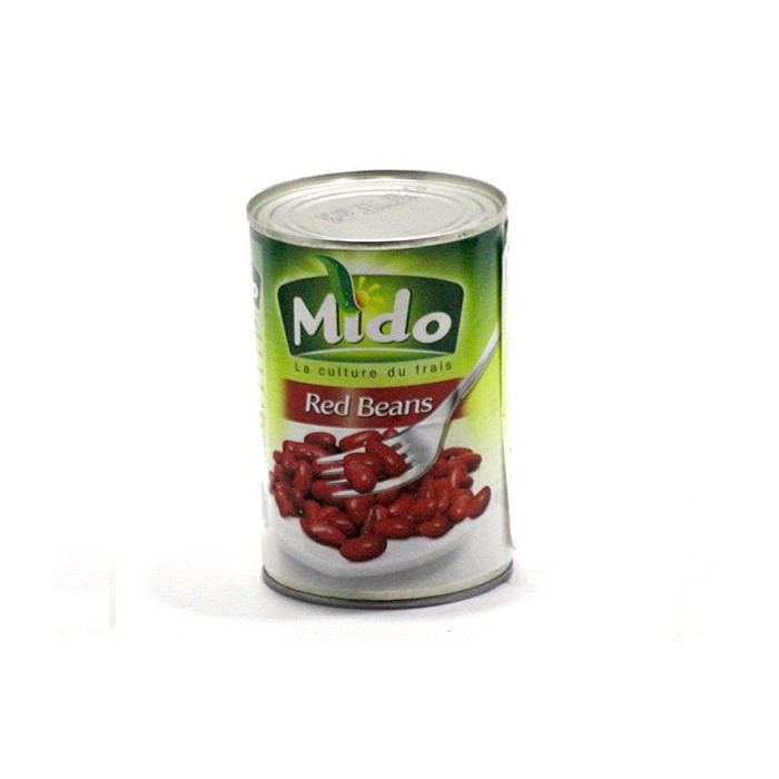 HARICOTS ROUGES MIDO  1/2