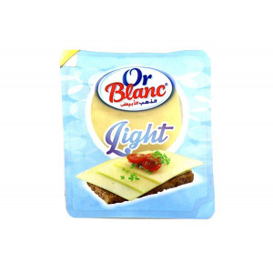 TRANCHES OR BLANC GOUDA LIGHT 100G