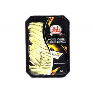 ANCHOIS EN BROCHETTES LA MONEGASQUE 200G