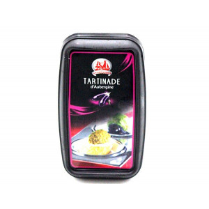 TARTINADE D'AUBERGINE LA MONEGASQUE 125G