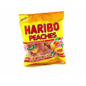 HARIBO PEACHES 80G