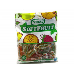 GOMMES VIDAL FRUITS ROUGES 100 GR