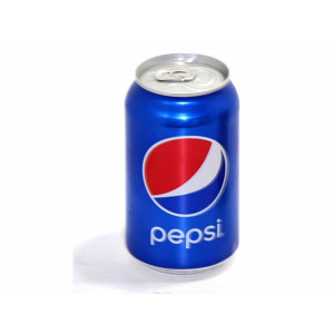 PEPSI 33 CL CAN