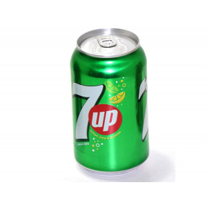 7 UP 33 CL CAN
