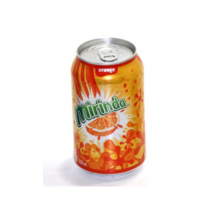 MIRINDA ORANGE 33 CL CAN