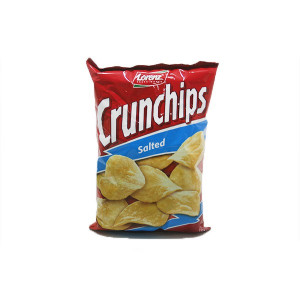 CRUNCHIPS SALT 100G