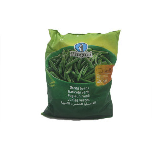 HARICOTS VERTS PINGUIN 450G