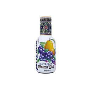 ARIZONA BLUEBERRY WHITE TEA 500ML