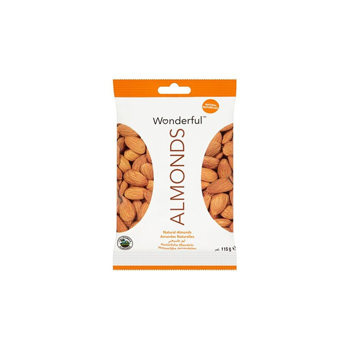 AMONDS WINDERFUL GRILLEES 115G